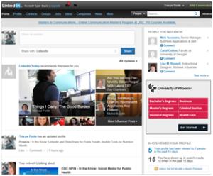 LinkedIn public health 1